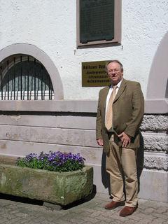 Oppenaus Bürgermeister Thomas Grieser ist im Alter von 66 Jahren gestorben.
