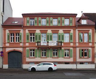 Frisch renoviert in der Lotzbeckstraße