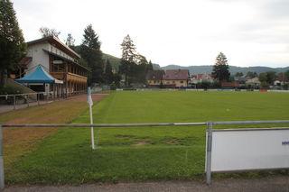 Der Diskussion um die weitere Nutzung des Durbacher Sportgeländes geht weiter. Foto: rek