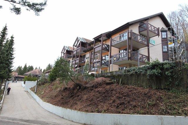 Die Maßnahmen für die Flüchtlingsunterkunft in Sasbachwalden wurden inzwischen wieder zurückgebaut.