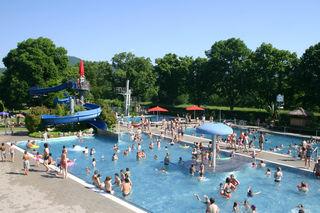 Das Freibad in Oberkirch zieht jedes Jahr sehr viele Besucher an, auch in diesem Jahr könnten es über 100.000 werden.