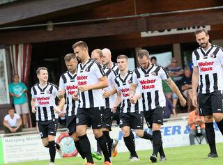 Die Linxer verteidigten auch im dritten Saisonspiel ihre Tabellenführung.