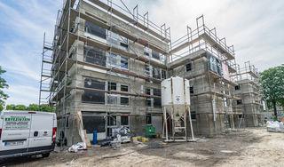 Am 1. Februar 2018 sind die neuen Sozialwohnungen in Kehl bezugsfertig, sie sind bereits alle vergeben.