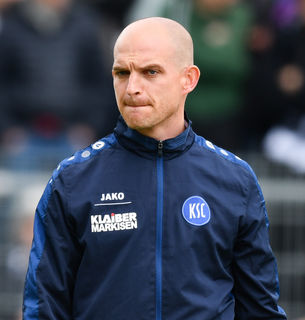 Der KSC hat bereits nach fünf Spieltagen die Notbremse gezogen und entließ Cheftrainer Marc-Patrick Meister.