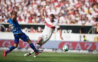 Der VfB war die bessere von zwei nicht allzu überzeugenden Mannschaften und gewann am Ende mit 1:0.