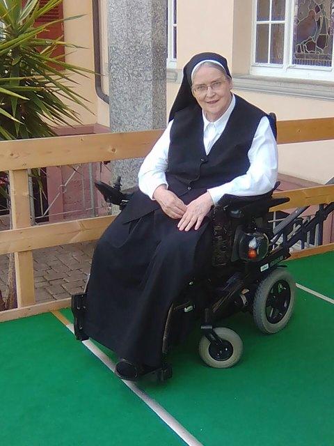 Schwester M. Sabina Möller