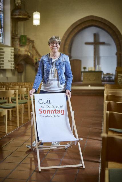 Rosemarie Kienzler möchte etwas bewirken und engagiert sich deshalb seit vielen Jahren in verschiedenen Bereichen ehrenamtlich.