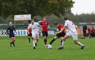 SV Stadelhofen im Heimspiel chancenlos