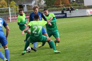 Der Kehler FV konnte gegen Neustadt mit 4:0 gewinnen.