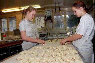 Im Nahrungsmittelhandwerk gibt es noch offene Ausbildungsstellen.Foto: Paul-Georg Meister/pixelio.de