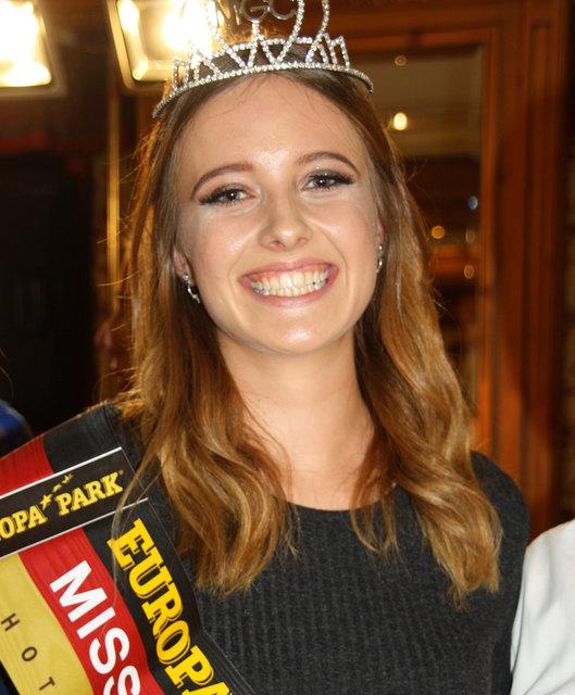 Laura Brucker aus Mühlenbach ist Miss Schwarzwald 2017.