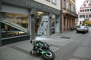 Neue Haltestellen wie hier am Offenburger Klinikum in der Moltkestraße sind Zeichen der Veränderung.