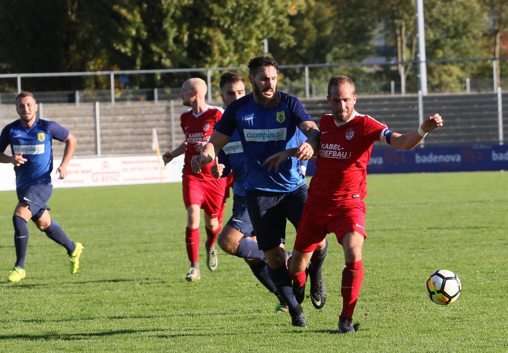Es war ein hartes Stück Arbeit, bis der 2:1-Heimsieg für den Offenburger FV gegen den FC Singen unter Dach und Fach war.