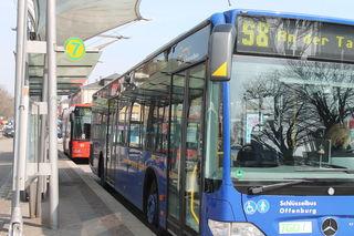 Der Schlüsselbus wird durch den Stadtbus ersetzt und wird erstmals am 22. Oktober vorgestellt.