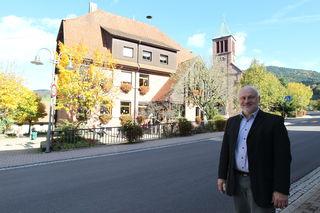 Die verlässliche Grundschule in Seebach ist gut aufgestellt. Auch sonst hat die Gemeinde eine gute Infrastruktur, was Bürgermeister Reinhard Schmälzle versichert.