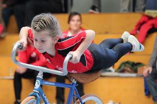 Toller Kunstradsport wird heute in Gutach geboten.