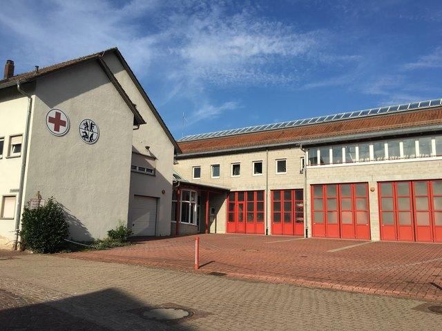 In Friesenheim wird die Zukunft der Feuerwehr der Gesamtgemeinde dsikutiert.