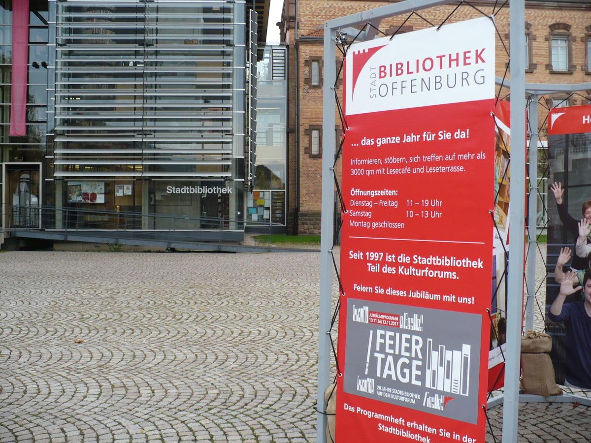 Vom 10. bis zum 13. November wird in Offenburg gefeiert.