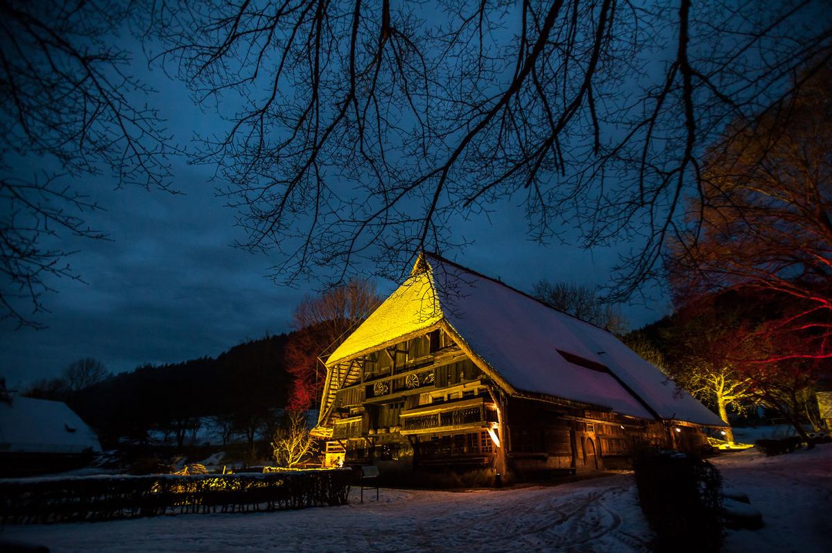 Der Advent im Schwarzwald ist einfach zauberhaft.