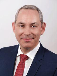 Chefarzt Dr. Vincent Ries