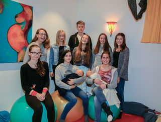 Die neuen Babysitter: Sofya, Luna, Hanna, Judith, Sophia, Lenya- Maria, Amelie, Leonie, Leon
