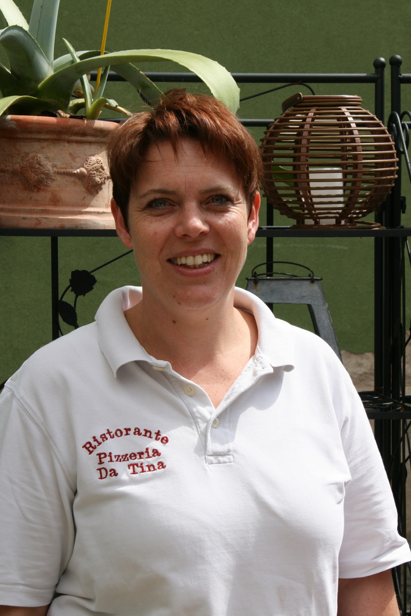 Christina Napolitano, Ristorante Da Tina, Offenburg-Zunsweier