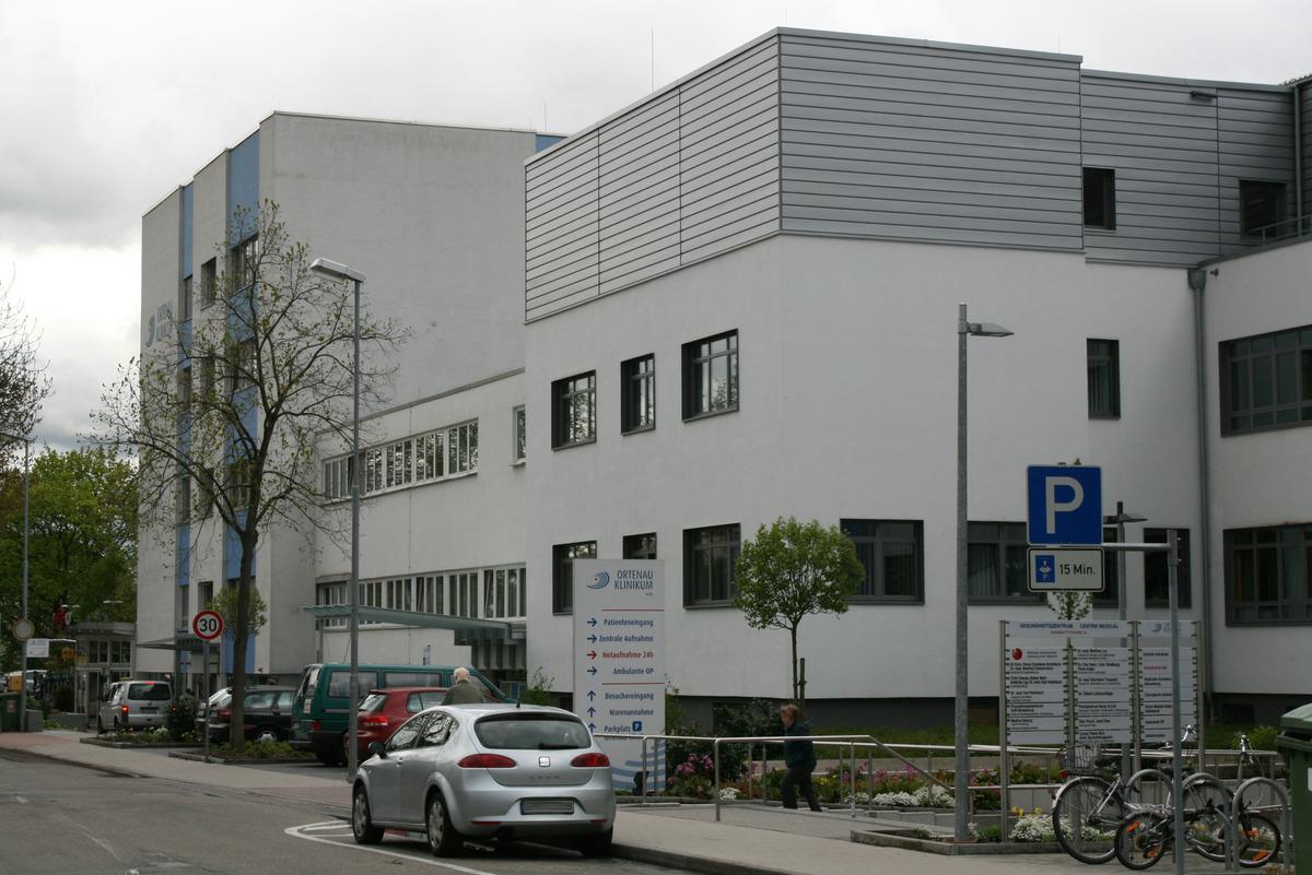 Ortenau Klinikum in Kehl