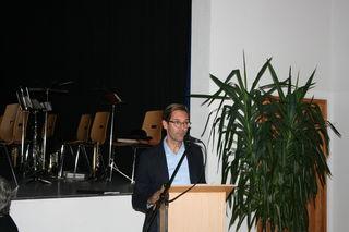 Referent und Architekt Hardy Happle in Gutach
