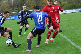 Der SC Lahr hatte im Spitzenspiel gegen den Freiburger FC alles im Griff und siegte verdient mit 4:1.