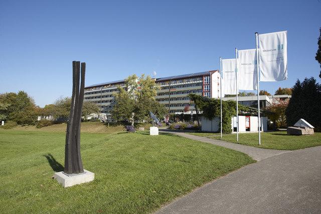 Die Staufenburg Klinik in Durbach gehört zu Mediclin.