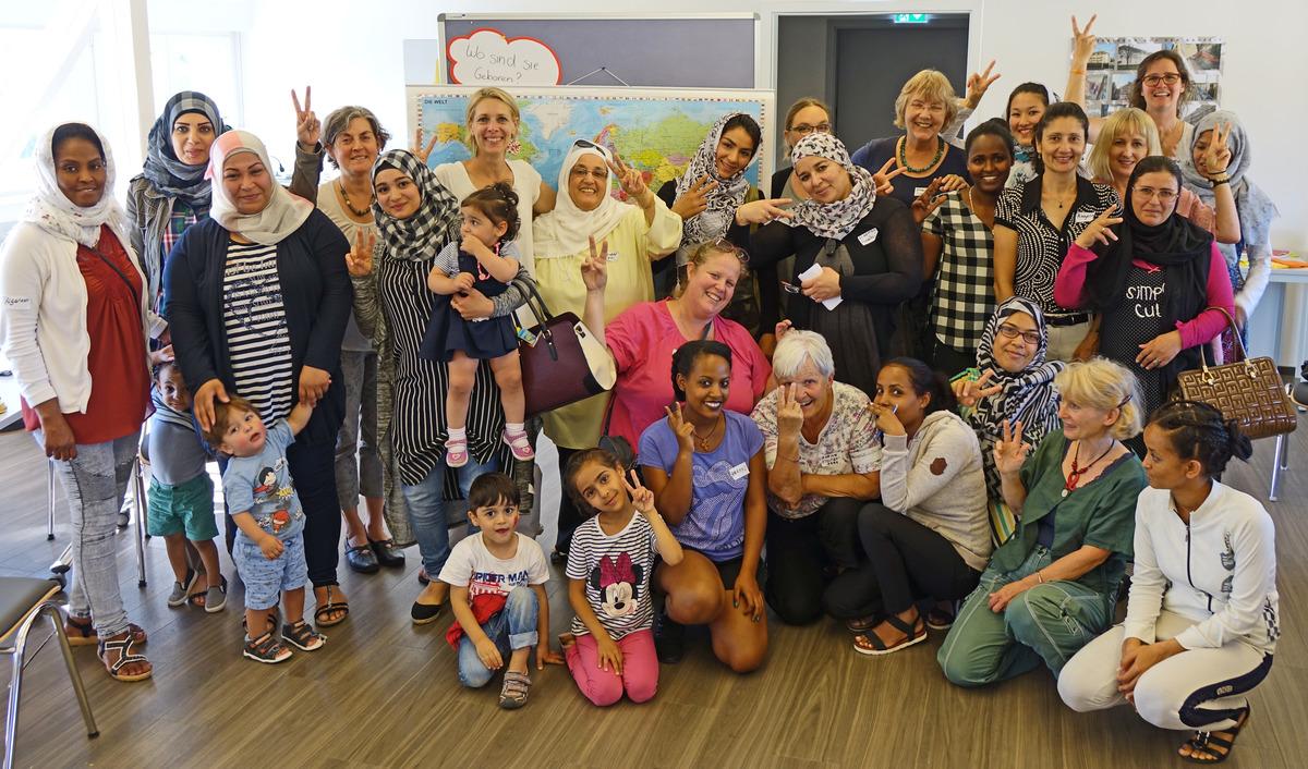 Das Internationale Frauencafé war eines der Angebote, die das Frauen- und Mütterzentrum Kehl mitorganisiert hat. Foto: Stadt Kehl