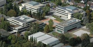 Die Sanierung der Gebäude A,B und C des Kreisschulzentrums in Offenburg führte zu einer Senkung des Energiebedarfs um 30 Prozent.