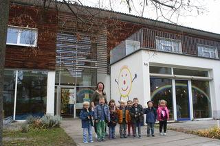 Für die Schmieheimer Kindertagesstätte erfolgte 1997 der Spatenstich.
