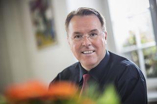Hans-Peter Kopp, Kämmerer ab 1997 und seit 2014 Bürgermeister für Finanzen, Kultur und Soziales