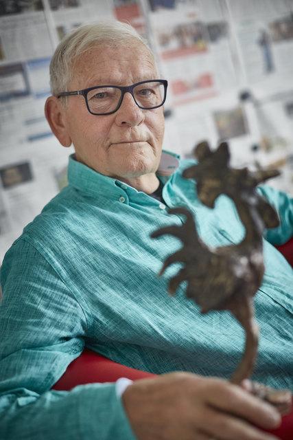Wolfgang L. Obleser ist der Schöpfer des Gullers, der jetzt 20-jähriges Bestehen feiert. Jetzt hat er den Verlag in die Hände seiner Tochter Isabel Obleser gelegt.
