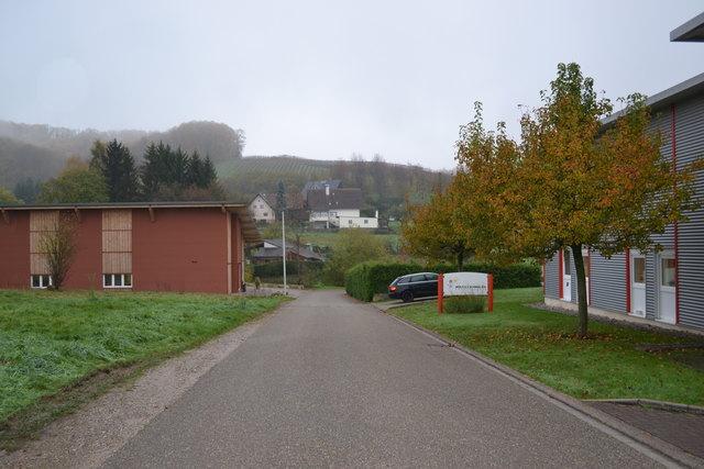 Das Gewerbegebiet Wendelbach gibt seit 20 Jahren heimischen Betrieben in Lauf die Möglichkeit sich zu erweitern.