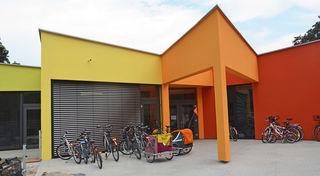 Am Kindergarten St. Josef wurde die erste deutsch-französische Gruppe angeboten.