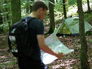 Erfolgreiche Trekking-Saison: Insgesamt 1.140 Zelte wurden in den vergangenen sechs Monaten im Naturpark Schwarzwald Mitte/Nord und im Nationalpark Schwarzwald aufgeschlagen.