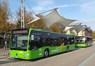 Knotenpunkt im öffentlichen Personenverkehr ist der ZOB, der Zentrale Omnibusbahnhof