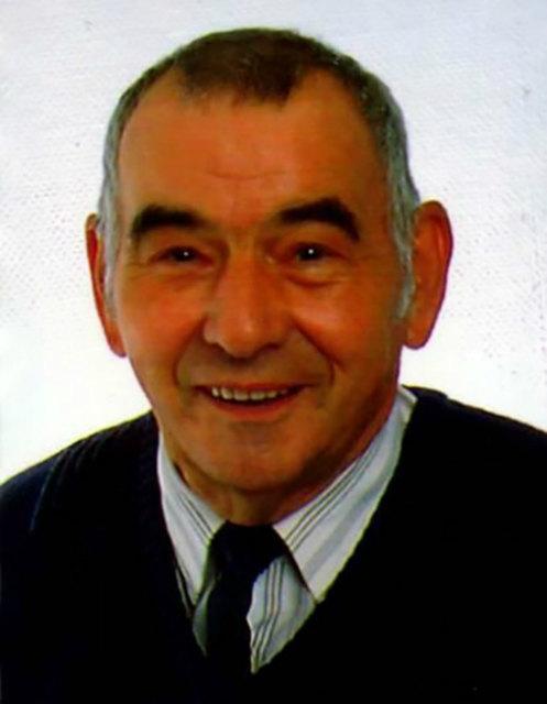 Der 82-jährige Ernst Friedrich Schmidt wird seit Donnerstag vermisst.