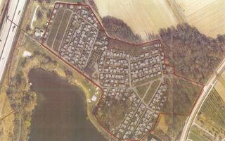 Das zu überplanende Areal von Campingplatz und Seehotel erhitzte im Gemeinderat nochmals die Gemüter.