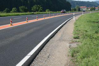 So wie hier soll die B33 zwischen Steinach und Haslach auf drei Spuren erweitert werden.