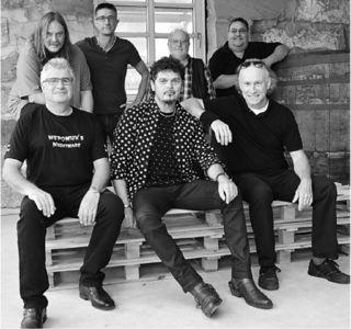 """Das Kehler Rockurgestein """"Nepomuk's Nightmare"""" tritt bei der geplanten Baustellenparty im neuen Kulturhaus auf."""