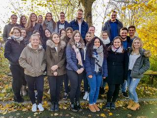 Absolventen der Auslandspraktika