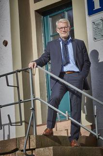 24 Jahre hatte Karl Burger als Bürgermeister in Mühlenbach immer ein offenes Ohr für alle Anliegen– am Donnerstag war sein letzter Arbeitstag.