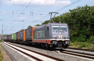Weniger, dafür längere Güterzüge sollen die Rheintalstrecke passieren. Der optimale Lärmschutz soll bleiben.