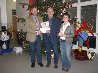 Wolfgang Brucker, Hans-Peter Vollet und Martina Stahl (v. l.)