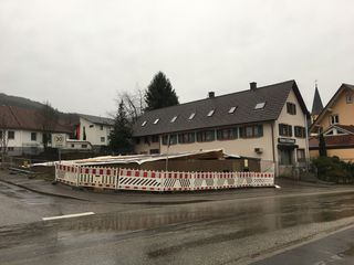 In der Schweighausener Dorfmitte entsteht ein Dorfladen.