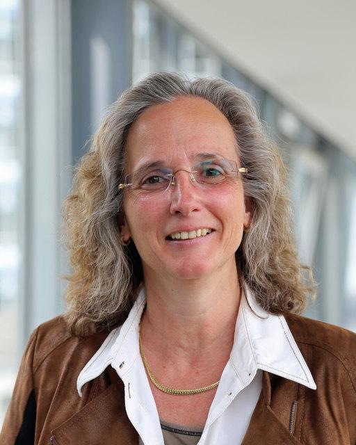 Julia Morelle ist Leiterin des Amts für Gewerbeaufsicht.