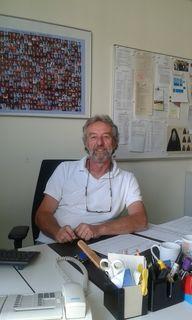 Unterrichtet hat Fritz Scheuer immer gerne, zuletzt war er Rektor an der Erich-Kästner-Realschule in Offenburg.